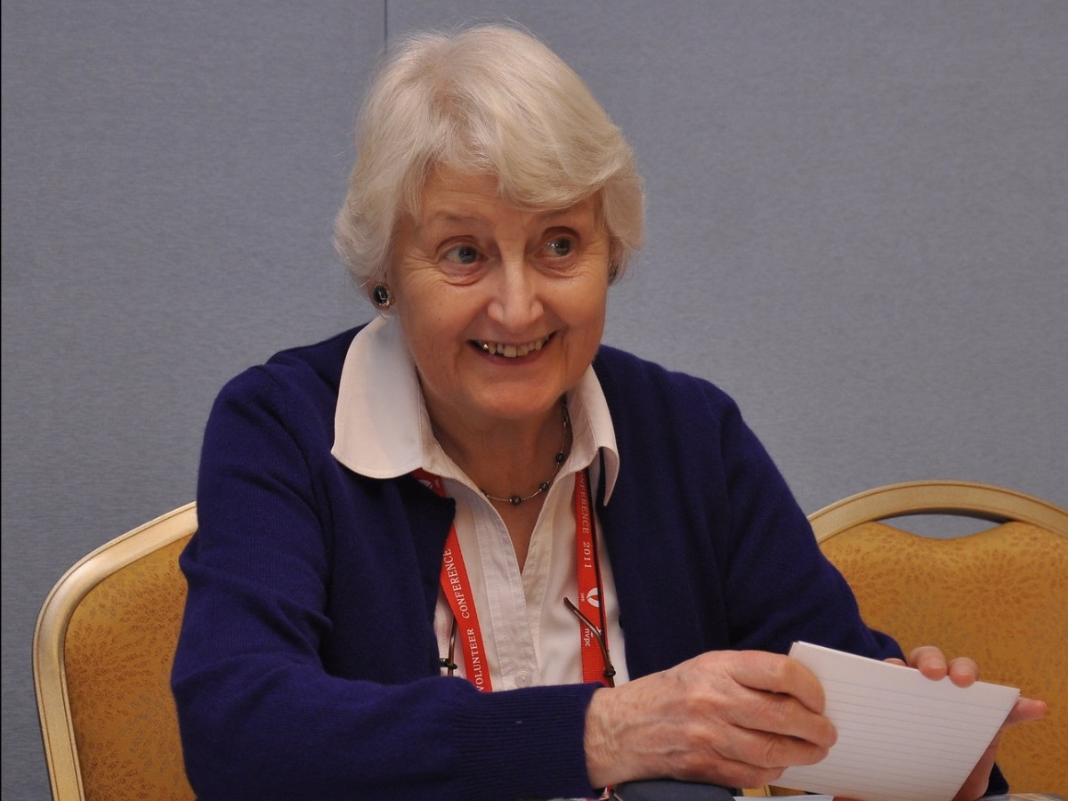 Remembering Liz Burns MBE