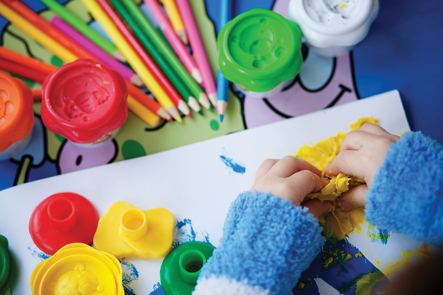 Early Learning and Childcare statistics 2015