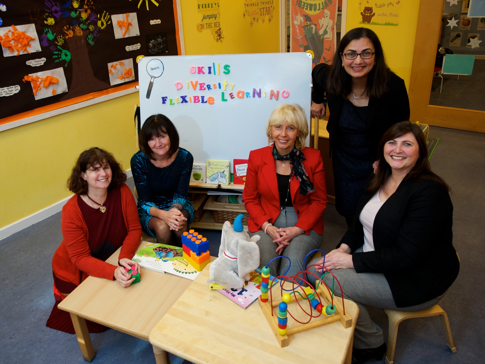 New skills plan to grow Early Learning and Childcare workforce
