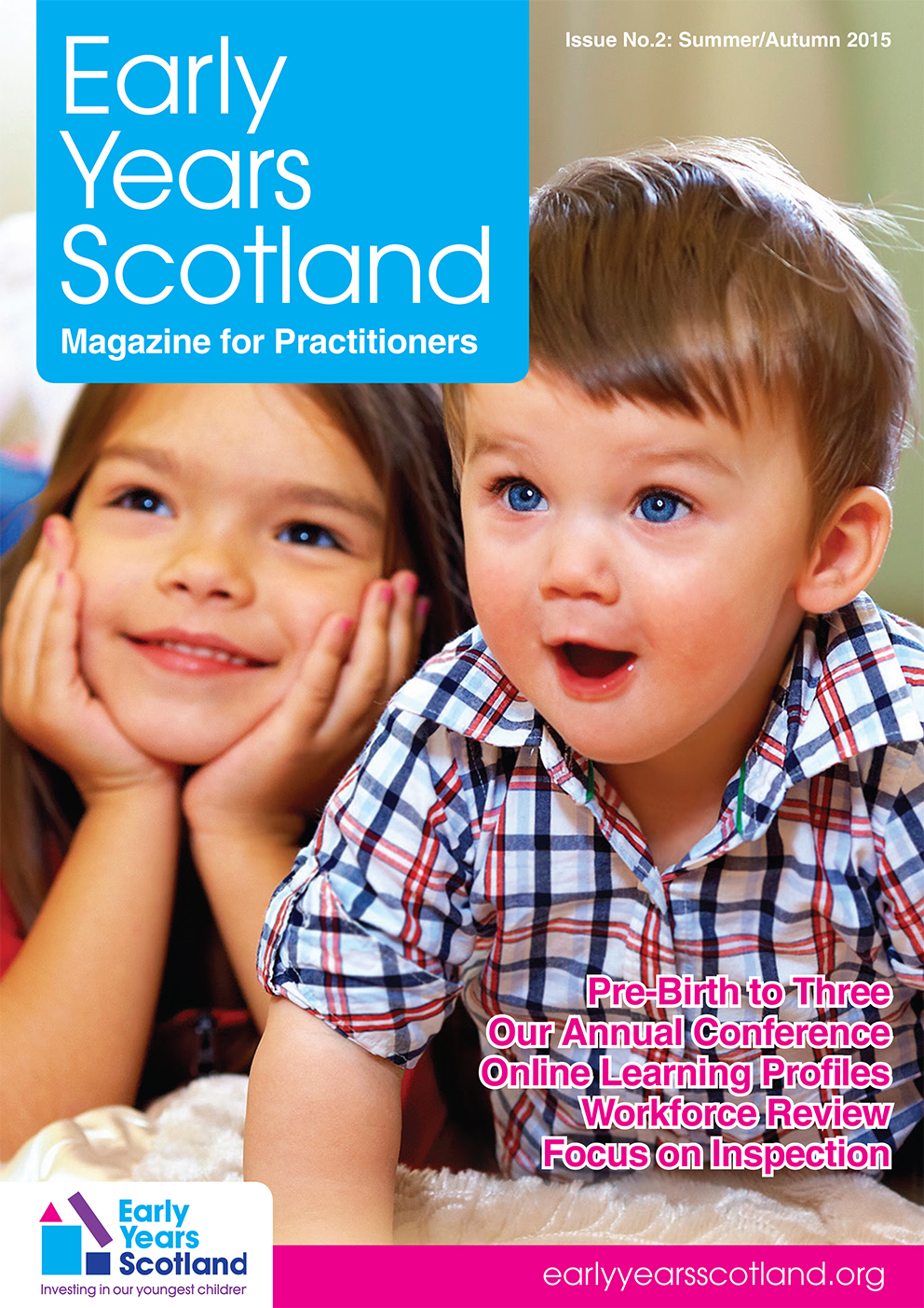 Latest issue of magazine for practitioners out now