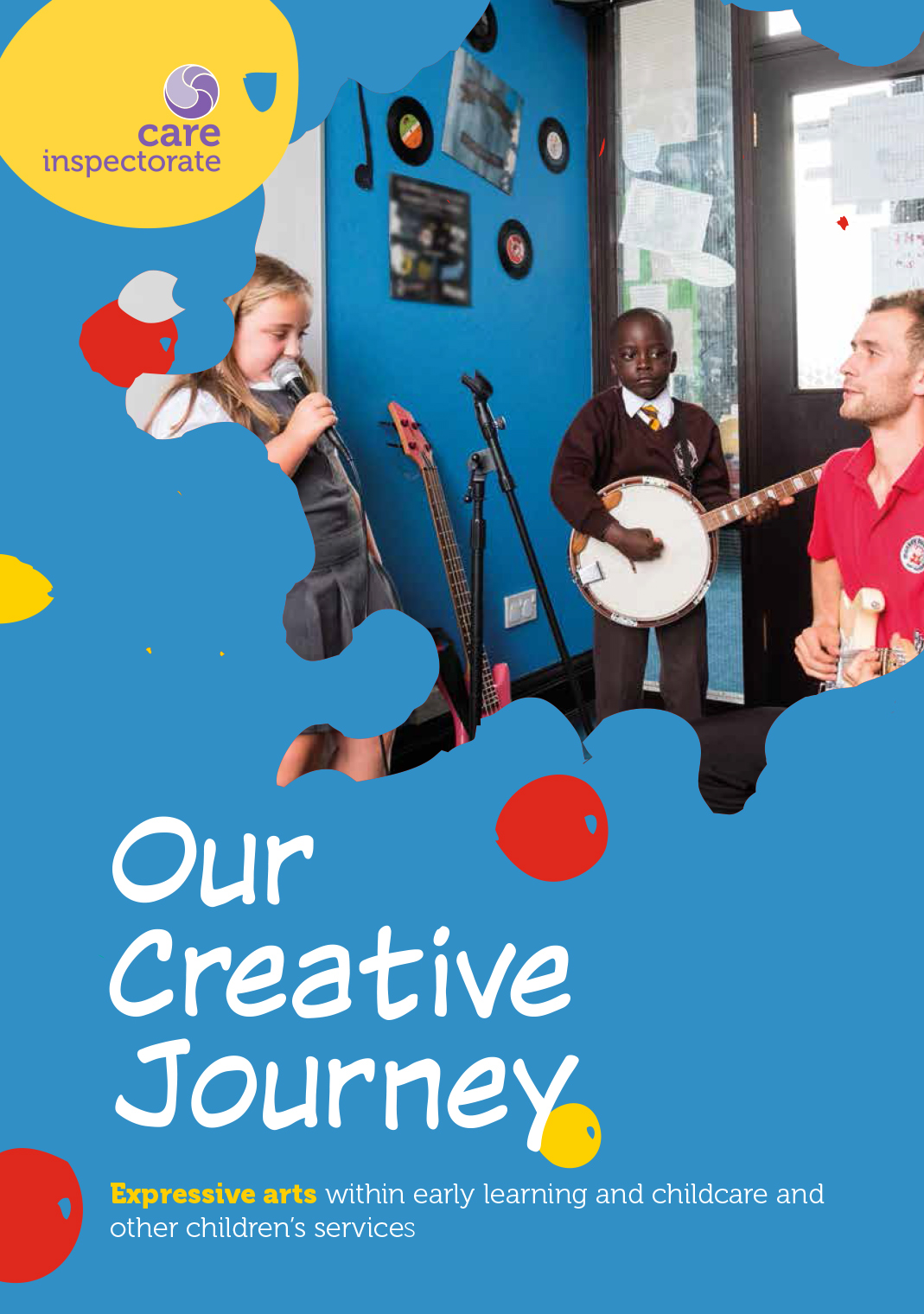 Our Creative Journey resource