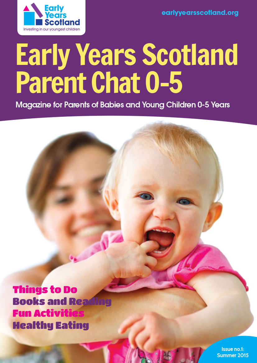Introducing our new free magazine for parents