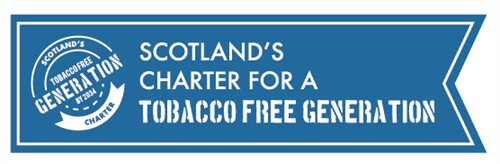 Early Years Scotland signs-up to tobacco free Charter