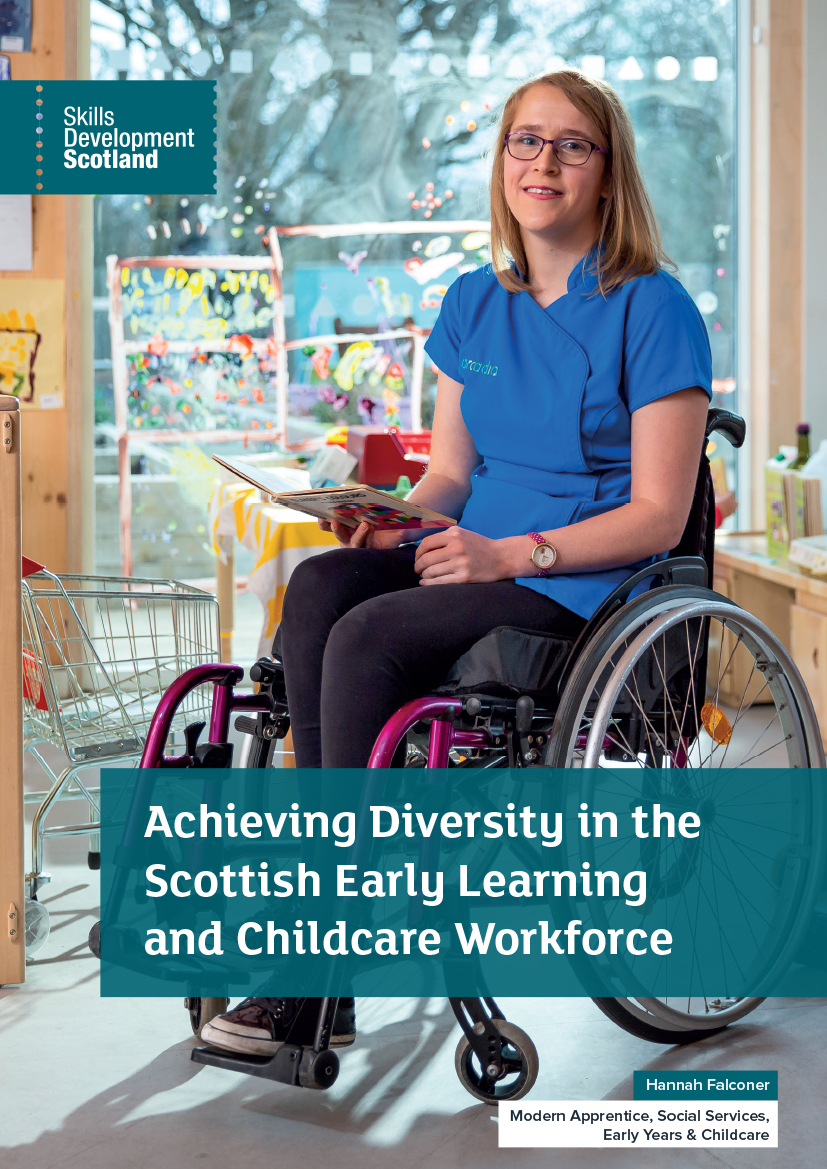 Achieving Diversity in the ELC Workforce