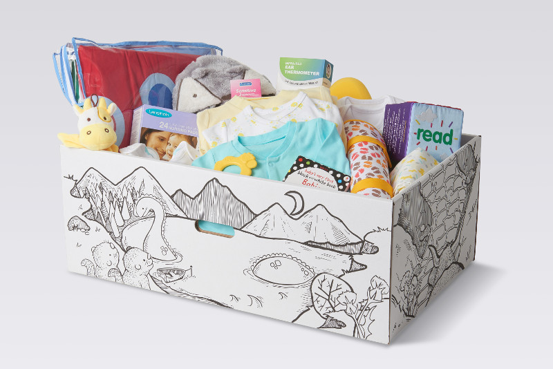 EYS welcomes the Baby Box!