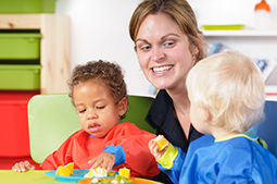 Childcare training opportunity in North Edinburgh
