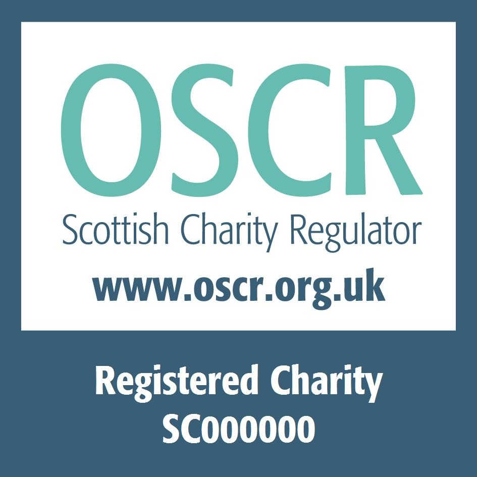News from OSCR on publicising charitable status